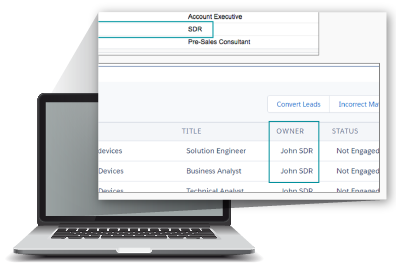 Assign Leads To Owners in Salesforce with Full Circle Insights' Matchmaker Solution