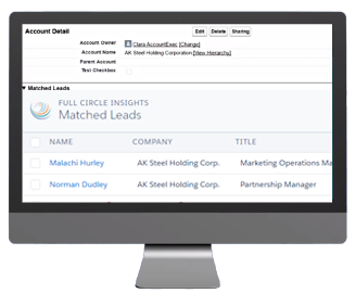 Matchmaker - Salesforce Lead to Account Matching Solution